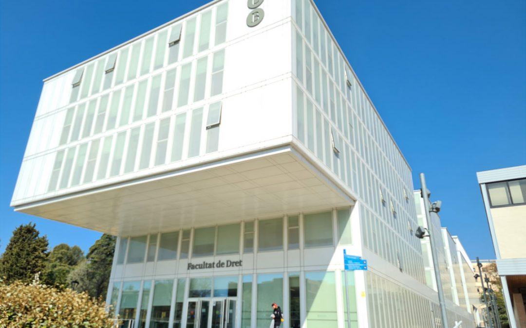 Law School Bulding (Barcelona)