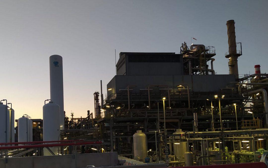Hyco Carburos Metálicos Factory (Constantí)