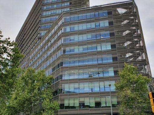 Edificio Administrativo Ciutat De Granada (Barcelona)