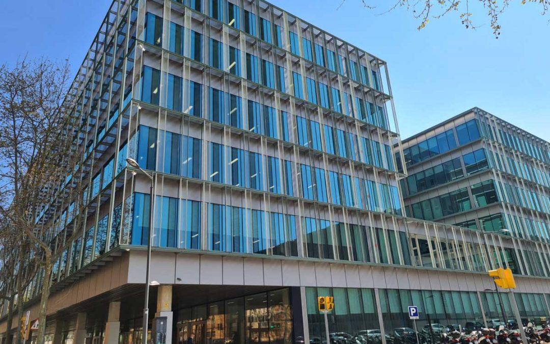 Office Building Generalitat De Catalunya