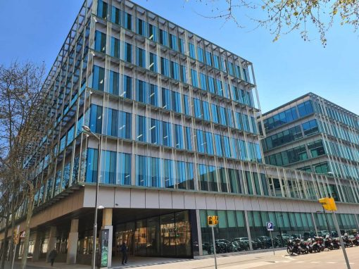 Edificio Administrativo Generalitat De Catalunya (Barcelona)