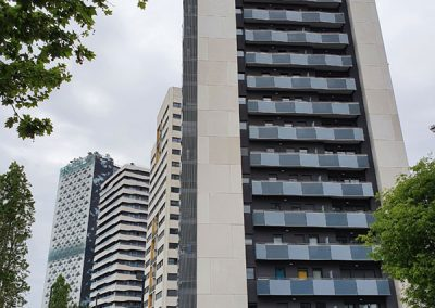 Edificio Residencial Plaça Europa (L'Hospitalet)