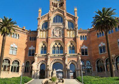 Hospital De Sant Pau (Barcelona)