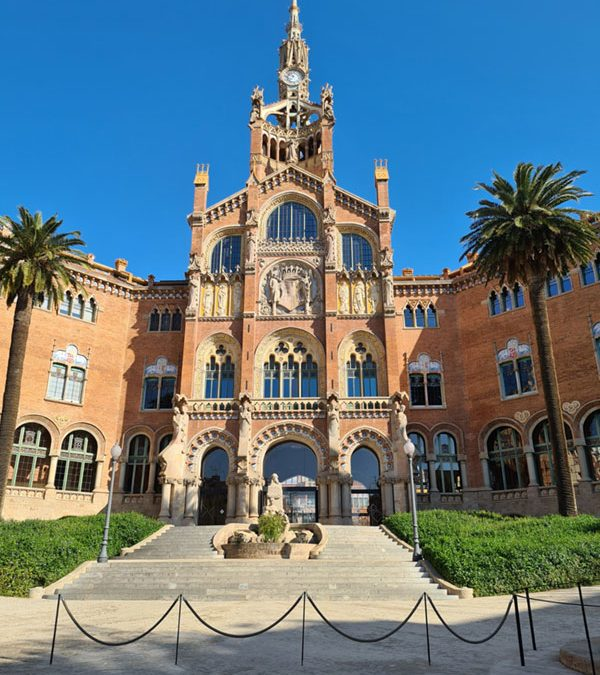 Sant Pau Hospital (Barcelona)