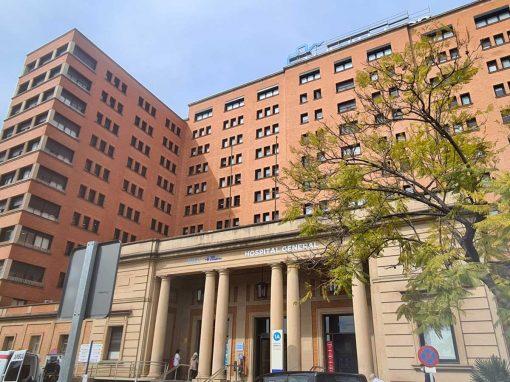 Hospital General De La  Vall d'Hebron (Barcelona)