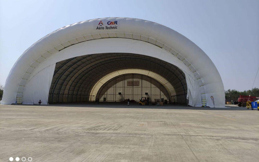 Portable Hangar Hyderabad (India)